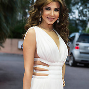 MON/Monaco/20140527 -World Music Awards 2014, Nancy Ajram