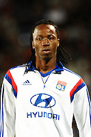 Bakary KONE - 19.10.2014 - Lyon / Montpellier - 10eme journee de Ligue 1 <br /> Photo : Jean Paul Thomas / Icon Sport