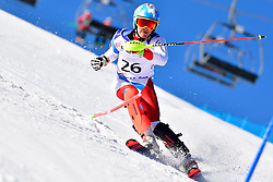 GMUR Theo, LW9-1, SUI, Slalom at the WPAS_2019 Alpine Skiing World Cup, La Molina, Spain