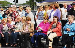 The fine weather on sunday brought a great crowd to enjoy Pattern Day in Murrisk.<br /> Pic Conor McKeown