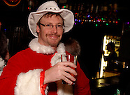 2010 - Santa Pub Crawl in Dayton