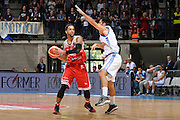 Fields Brandon<br /> Red October Cantu' - Consultinvest Pesaro<br /> LegaBasket 2016/2017<br /> Desio 13/10/2016<br /> Foto Ciamillo-Castoria