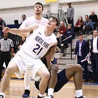 Men's Basketball: North Park University Vikings vs. Augustana College (Illinois) Vikings
