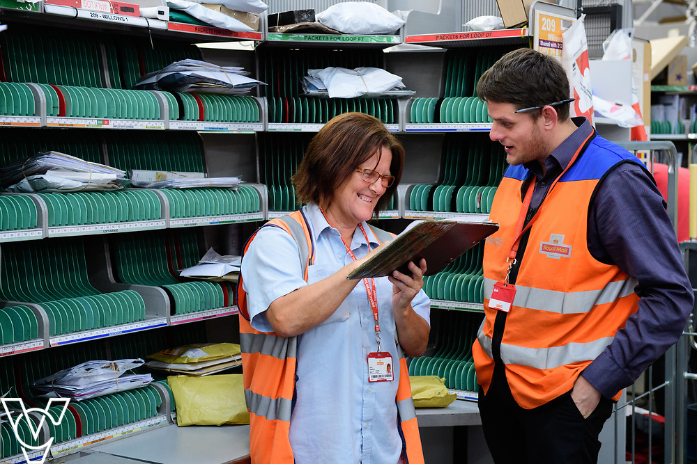 Royal Mail stock photography taken at Grimsby Delivery Office<br /> <br /> Picture: Chris Vaughan Photography<br /> Date: July 11, 2017