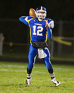 Wooster over Orrville Football 2012