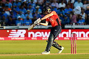 Jos Buttler of England batting during the International T20 match between England and India at the SWALEC Stadium, Cardiff, United Kingdom on 6 July 2018. Picture by Graham Hunt.