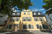 Schillers Wohnhaus, Schiller-Museum, Schillerstraße, Weimar, Thüringen, Deutschland | Schiller Museum, Schillerstrasse, Weimar, Thuringia, Germany