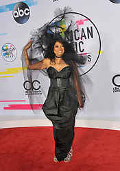 Diana Ross at the 2017 American Music Awards held at the Microsoft Theater in Los Angeles, USA on November 19, 2017.