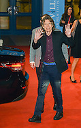 Mick Jagger after the Premiere of 'Get on up' during the 40th Deauville American Film Festival on September 12, 2014 in Deauville, France.