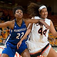 WBB vs UNC Asheville Photog Selects
