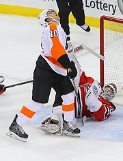January 7, 2014: Philadelphia Flyers at New Jersey Devils
