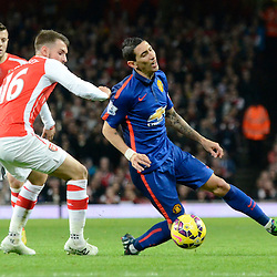 Arsenal v Manchester United | Premier League | 22 November 2014