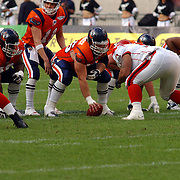American Football, Amsterdam Admirals - Cologne Centurions, Clint Stoemer(11), Justin Sands(75)