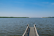Pier into Sagaponack Pond, 155 Seascape Ln, Sagaponack, NY