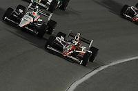 Scott Dixon, Ryan Briscoe, Cafes do Brasil Indy 300, Homestead Miami Speedway, Homestead, FL USA,10/2/2010