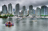 Aquabus & False Creek