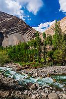 Ladakh, Jammu and Kashmir State, India.