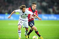 Mathieu Debuchy (LOSC) vs Pantxi Gilles Sirieix (TFC)