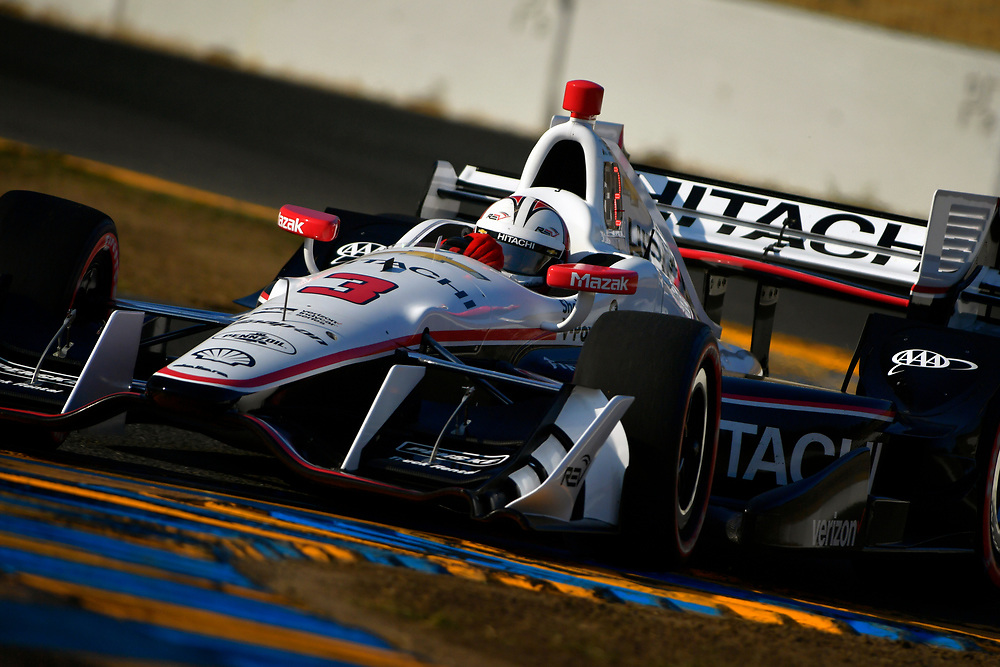 Verizon IndyCar Series<br /> GoPro Grand Prix of Sonoma<br /> Sonoma Raceway, Sonoma, CA USA<br /> Saturday 16 September 2017<br /> Helio Castroneves, Team Penske Chevrolet<br /> World Copyright: Scott R LePage<br /> LAT Images<br /> ref: Digital Image lepage-170916-son-10657