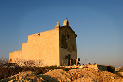 MALTA GOZO GHARB 20JUL06 - General view of the rural St. Dimitri Chapel outside the village of Gharb in western Gozo...jre/Photo by Jiri Rezac..© Jiri Rezac 2006..Contact: +44 (0) 7050 110 417.Mobile: +44 (0) 7801 337 683.Office: +44 (0) 20 8968 9635..Email: jiri@jirirezac.com.Web: www.jirirezac.com