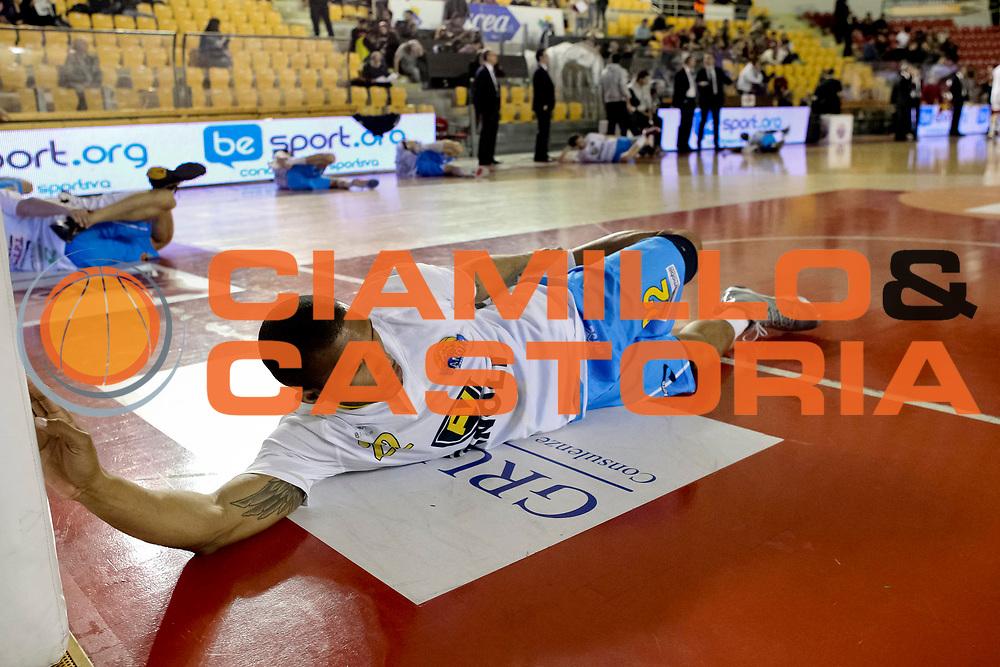 DESCRIZIONE : Roma Lega A 2012-13 Acea Virtus Roma Vanoli Cremona<br /> GIOCATORE : Lance Harris<br /> CATEGORIA : pre game riscaldamento<br /> SQUADRA : Vanoli Cremona<br /> EVENTO : Campionato Lega A 2012-2013 <br /> GARA : Acea Virtus Roma Vanoli Cremona<br /> DATA : 03/03/2013<br /> SPORT : Pallacanestro <br /> AUTORE : Agenzia Ciamillo-Castoria/N. Dalla Mura<br /> Galleria : Lega Basket A 2012-2013<br /> Fotonotizia : Roma Lega A 2012-13 Acea Virtus Roma Vanoli Cremona