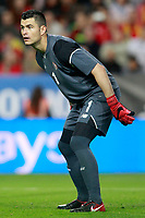 Costa Rica's Dany Carvajal during international friendly match. November 11,2017.(ALTERPHOTOS/Acero)