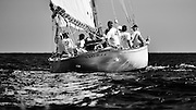 "France Saint - Tropez October 2013, Classic Yachts racing at the Voiles de Saint - Tropez<br /> C,49,TIGRIS,""18,6"",COTRE AURIQUE/1899,ALFRED MYLNE"