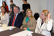 "31-01-2013 Arnhem Princess Maxima visited a workshop of the probation in Arnhem.<br /> People with a community service refurbish used tools, which are collected by the foundation ""Gered Gereedschap"" (save tools) for students of technical education in developing countries. ANP ROYAL IMAGES COPYRIGHT HENDRIK JAN VAN BEEK"