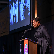 "Citizen University National Conference 2017 ""Reckoning and Repair in America"". Artist Carrie Mae Weems. Photo by Alabastro Photography."