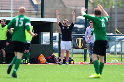 SWYD manager - Mandatory by-line: Dougie Allward/JMP - 08/05/2016 - FOOTBALL - Keynsham FC - Bristol, England - BAWA Sports v SWYD United - Presidents cup final
