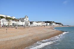 Hastings, East Sussex UK Oct 2016