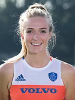 UTRECHT - Sanne Koolen. Jong Oranje dames voor EK 2017 in Valencia. COPYRIGHT KOEN SUYK