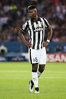 Paul Pogba Juventus <br /> Berlino 06-06-2015 OlympiaStadion  <br /> Juventus Barcelona - Juventus Barcellona <br /> Finale Final Champions League 2014/2015 <br /> Foto Schuler/Eibner-Pressefoto/Expa/Insidefoto