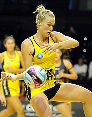 Wellington-Netball, ANZ Championship, Pulse v Magic