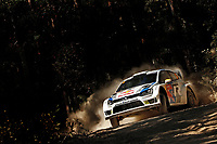 Andreas Mikkelsen (NOR)/Mikko Markkula (FIN)-Volkswagen Polo WRC