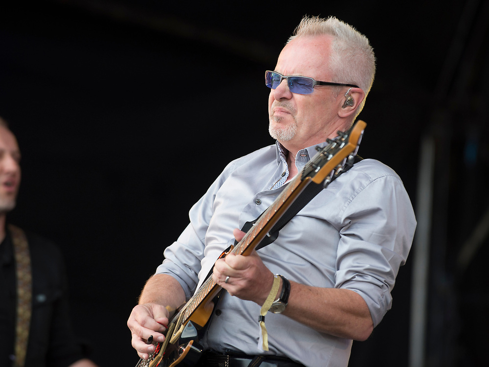 Nick Kershaw in concert at Lets Rock Scotland, Dalkeith Country Park, Edinburgh, Great Britain 23rd June 2018