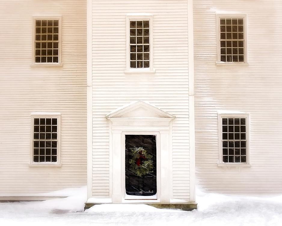 First Parish Church Cohasset MA.