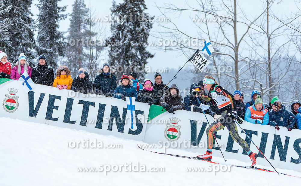 26.11.2016, Nordic Arena, Ruka, FIN, FIS Weltcup Langlauf, Nordic Opening, Kuusamo, Damen, im Bild Nicole Fessel (GER) // Nicole Fessel of Germany during the Ladies FIS Cross Country World Cup of the Nordic Opening at the Nordic Arena in Ruka, Finland on 2016/11/26. EXPA Pictures © 2016, PhotoCredit: EXPA/ JFK