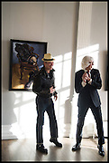 PAUL SIMONON; DAVID ALTHEER Paul Simonon- Wot no Bike, ICA Nash and Brandon Rooms, London. 20 January 2015