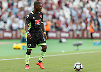 Football - 2016 / 2017 Premier League - West Ham United vs. AFC Bournemouth<br /> <br /> Bournemouth's Max Gradel during the half time interval at The London Stadium.<br /> <br /> COLORSPORT/DANIEL BEARHAM