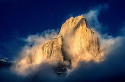 Great Trango Tower, above Baltoro glacier, Karakoram mountains, Pakistan.