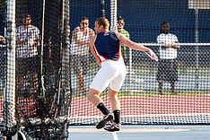 Mens Discus Throw