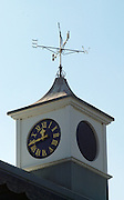 21/10/2003 Chiswick Boat Houses. Clock Tower - Putney RC.  [Mandatory Credit: Peter Spurrier / Intersport Images]
