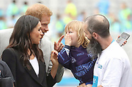 Meghan Markle & Harry At Gaelic Sports Festival