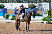 Emma Booth - Mogelvangs Zidane<br /> FEI World Equestrian Games Tryon 2018<br /> © DigiShots