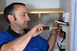 Housing Association electrician UK