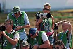 Behind the scenes, Photographers, , , 2013 IPC Athletics World Championships, Lyon, France