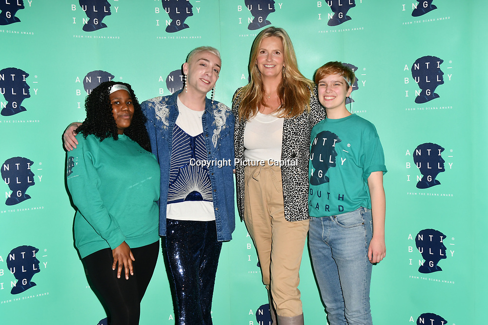 4attend The Diana Award anti-bullying week at Alexandra Palace on 12 November 2018, London, UK.
