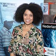 NLD/Hilversum/20170915 - Nationale actiedag Nederland helpt Sint Maarten, Angelique Houtveen