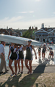 Henley, England.  CAN W8+. 2015 Henley Royal Regatta, Henley Reach, River Thames, 18:55:45  Saturday  04/07/2015   [Mandatory Credit. Intersport Images.